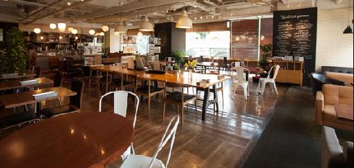 渋谷 カフェ