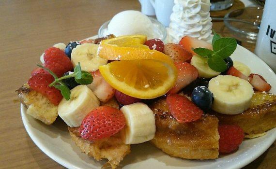 渋谷 フレンチトースト